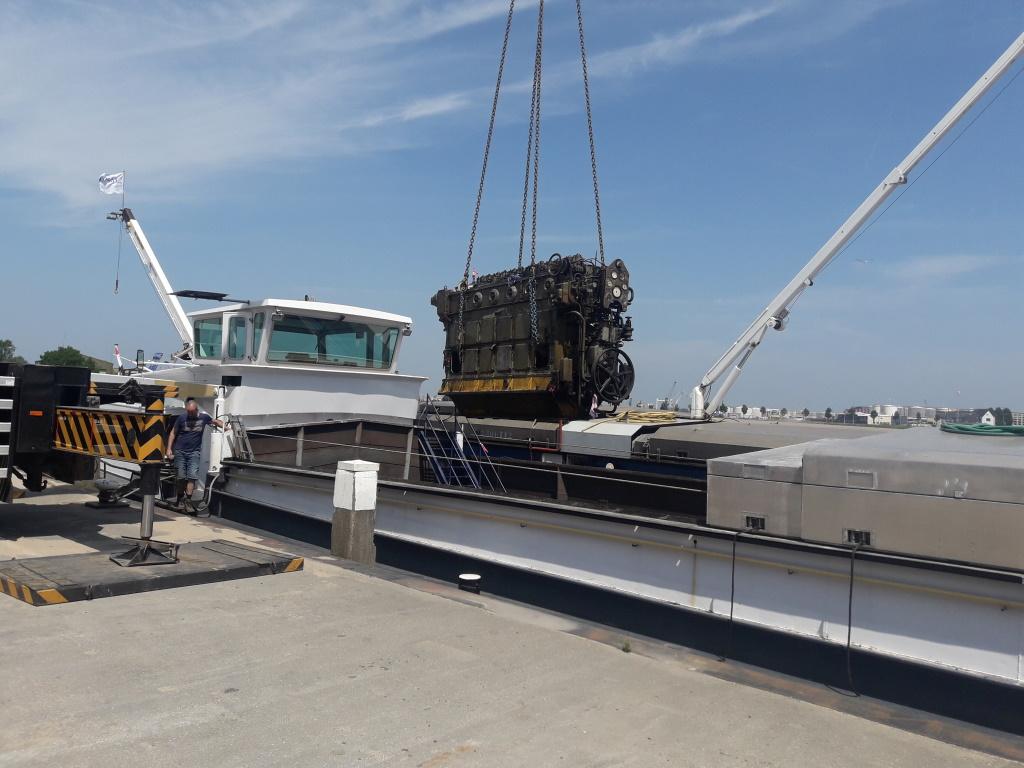 Shipfix Techniek | Hermotoriseren